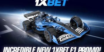 Formula 1 is Available at The Betting Site 1xBet