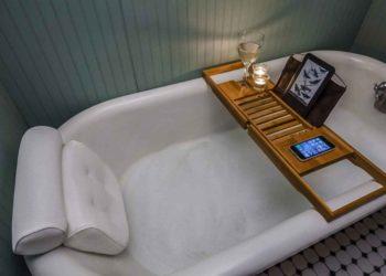 bath pillow for tub
