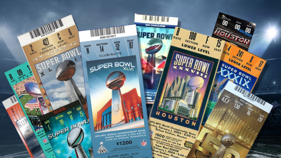 Super Bowl Halftime Show Tickets