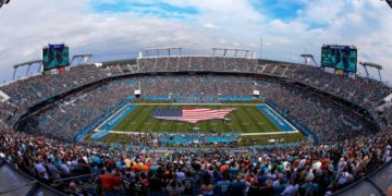 Ranking Best Stadiums in The NFL
