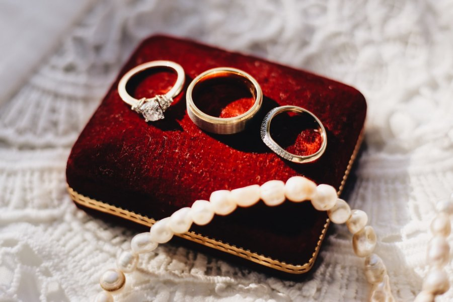 history of promise rings