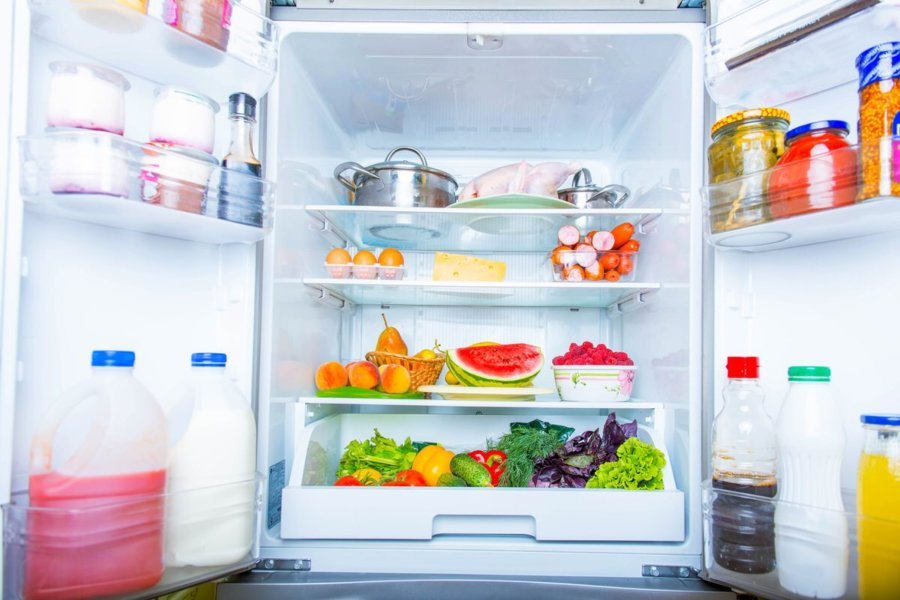 When to Clean the Refrigerator