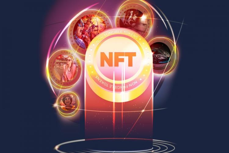 Non-fungible TokenNFT stock