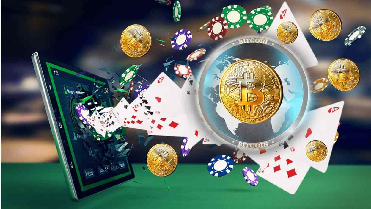 Crypto payment in casino
