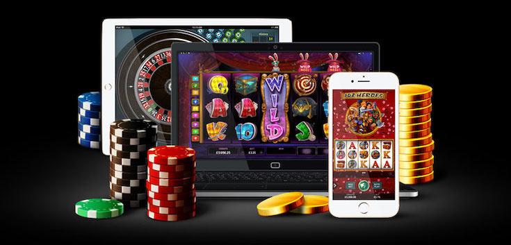 Mobile casino applications