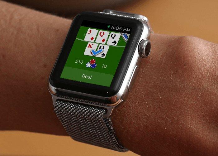 Smartwatch casinos