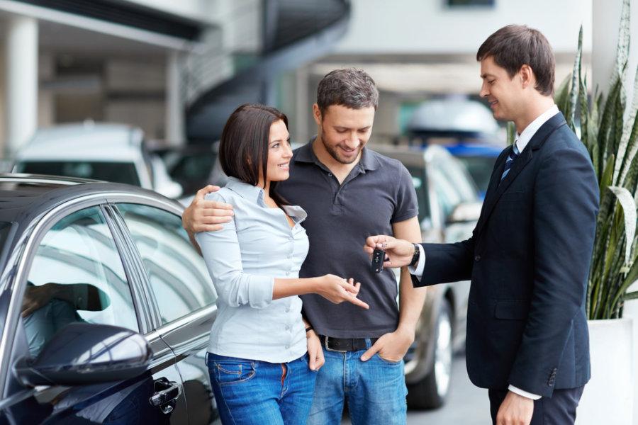 Installments at Automobile Shops