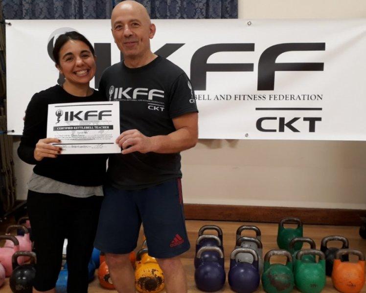 Kettlebell Certification Will Help Your Online Career