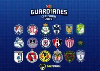 Liga MX 2021 teams