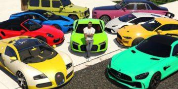 Fastest Cars in GTA 5